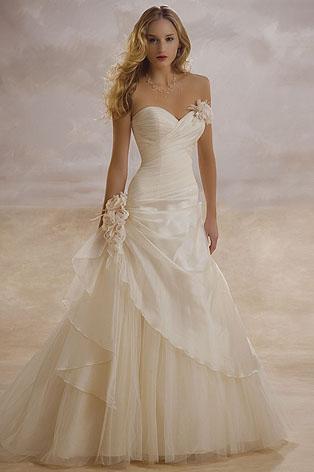 Demetrios Sweetheart Dress