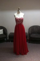 LL009 ball gown