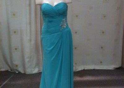 LL018 sweetheart neckline custom bridesmaid dresses