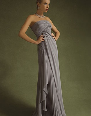 Demetrios Evening Gown M550