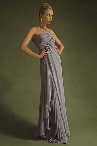 Demetrios Evening Gown M550