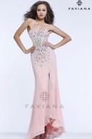 Faviana prom dresses S7387-melon