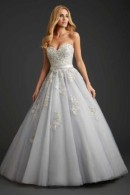 AllureP992_silver wedding dress