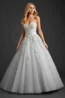 AllureP992_silver wedding dress