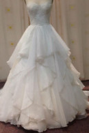 C1506 princess wedding dress