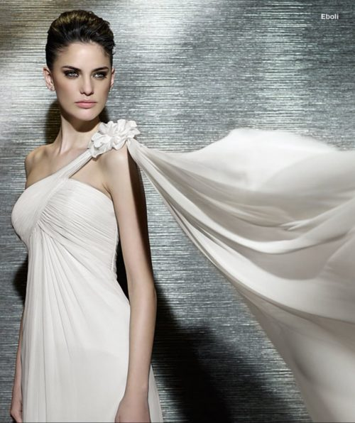 San Patrick Eboli wedding dress