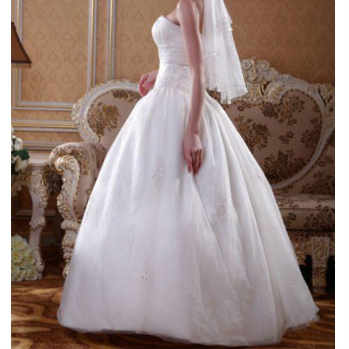 KL0141 princess wedding dress