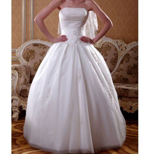 KL0141 tulle wedding dress