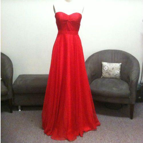 LL007 bridesmaid dress