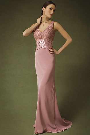 Demetrios M560 evening dress