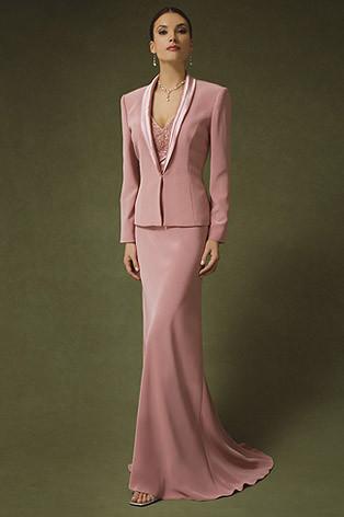 Demetrios M560 evening dress