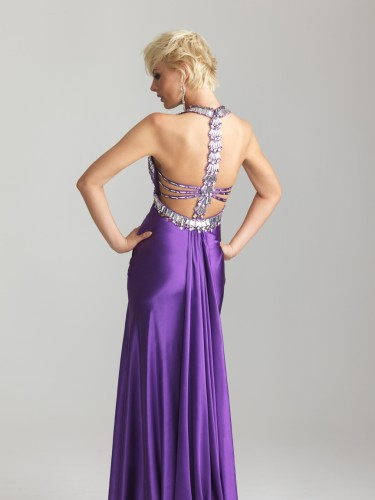 6663 low back gown
