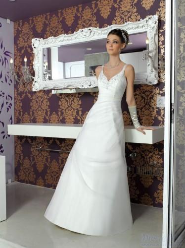 JFY115-21 Organza wedding dresses