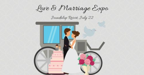 Love n Marriage Expo 22 July 2018