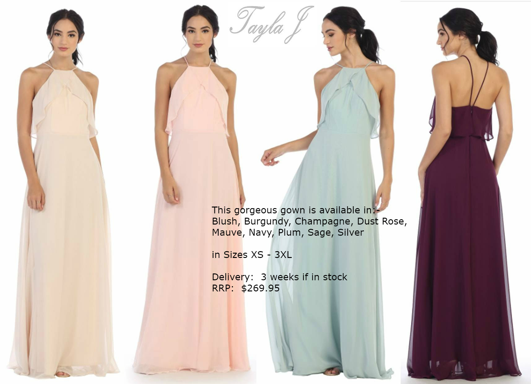 adfebbed605 Discount Bridesmaid Dresses Australia - Data Dynamic AG