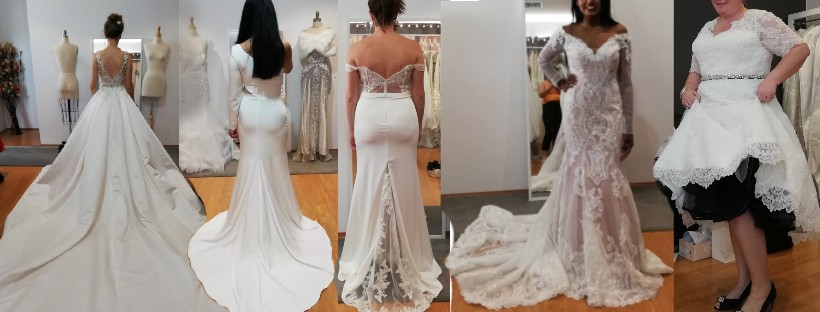 Custom Design Wedding Dresses