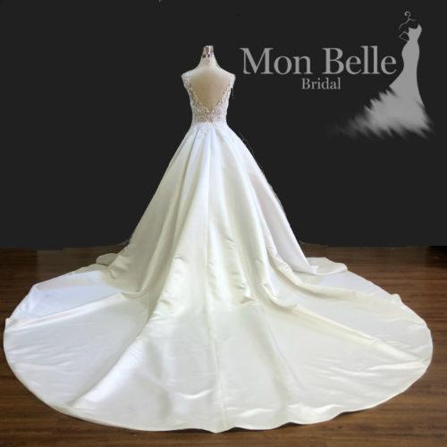 KRYSTYNA Custom design princess wedding dress LL18856