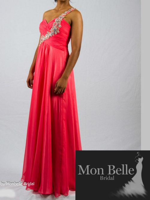 O2319 custom color evening dresses