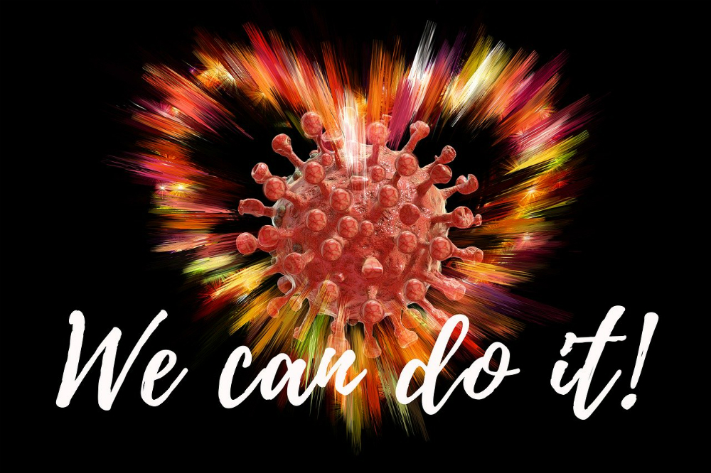 Coronavirus Stop the Spread - We can do it