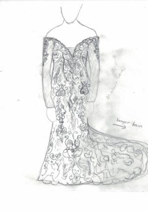 RAVE lace