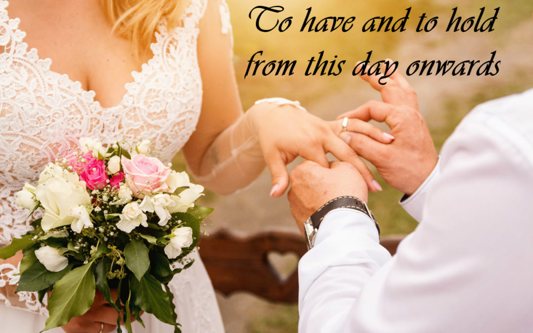 Covid-19 wedding – how to navigate the uncertainty