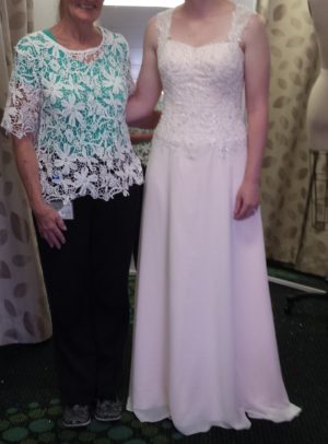 Keeleys 1st fitting
