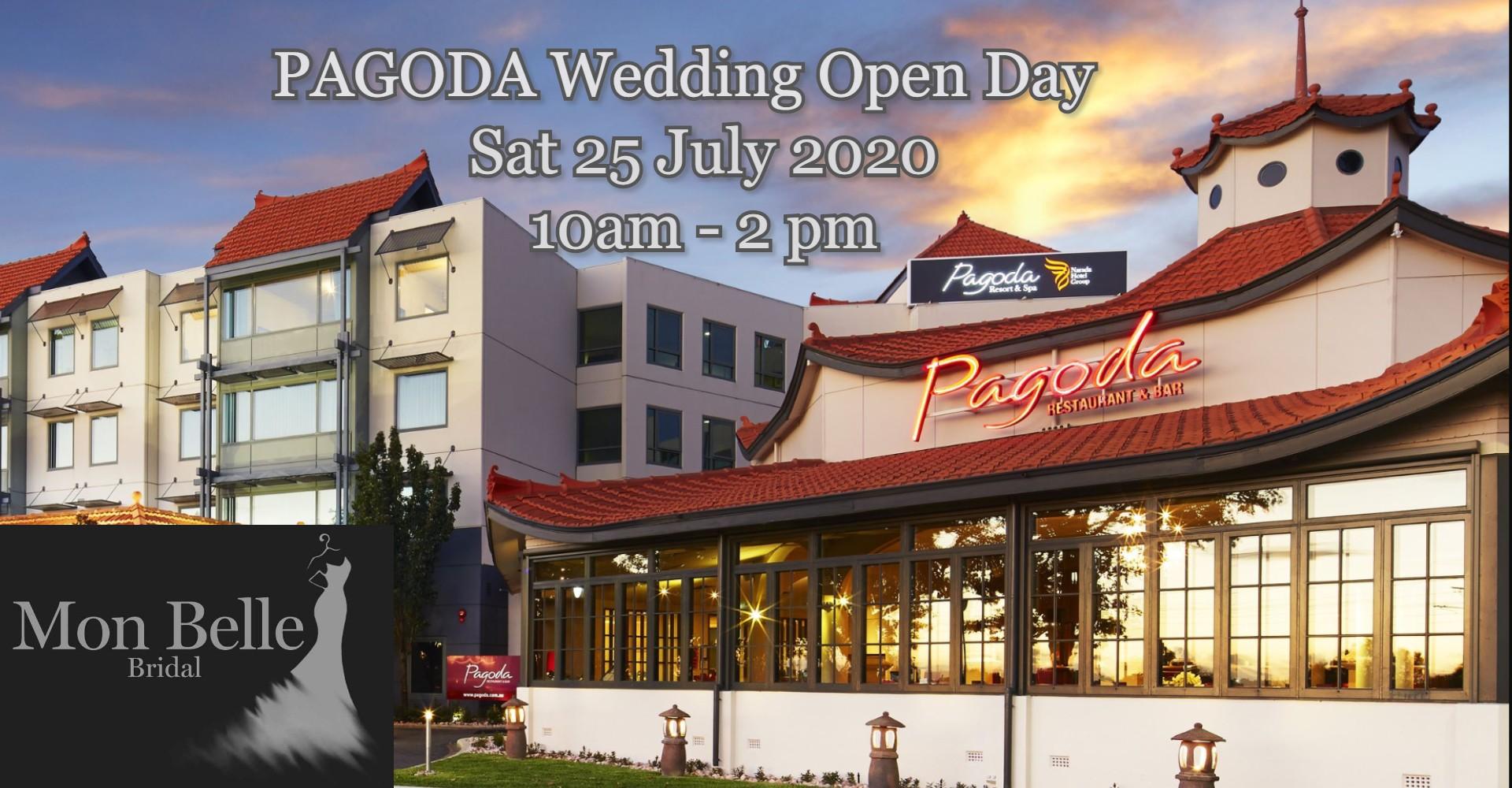 PAGODA wedding EXPO 2020