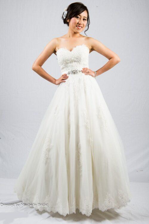 SOPHIA princess wedding dress C1527