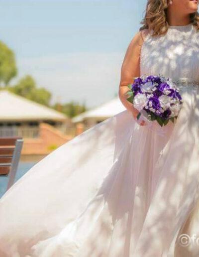 Alisha custom design maternity dress LL16003