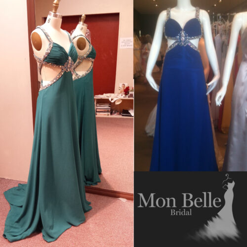 O2097 custom color ball gowns
