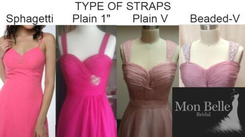 Type of straps
