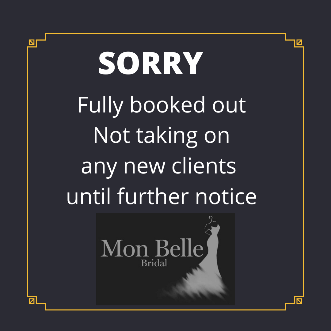 Not taking new clients